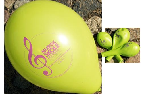 Reklameballoner