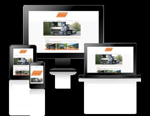 Ny hjemmeside, design af hjemmeside