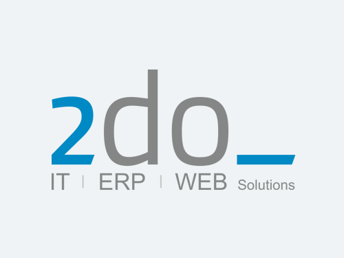 2 do IT & ERP & WEB Logo, kalendere, bildekoration, skiltning, tryksager m.v.