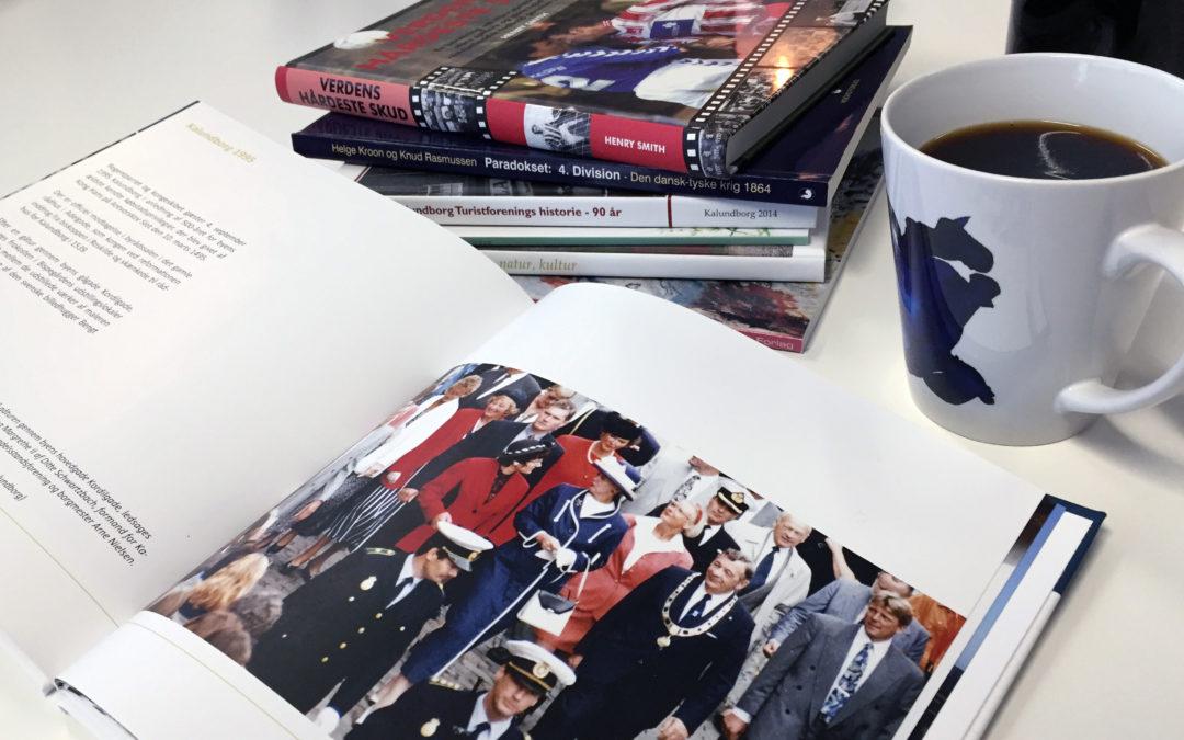 Bøger Layout og trykning af bøger