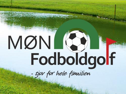 Møn Fodboldgolf Logo, tryksager, hjemmeside, skiltning m.v.