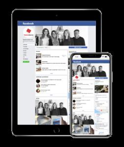 Vi laver en Facebook Business til din virksomhed